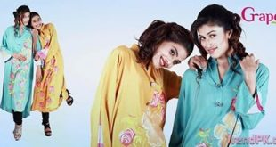 Grapes The Brand Eid Collection  for Girls