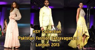 HSY Collection Pakistan Fas
