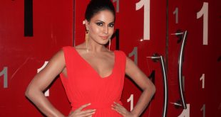 Veena Malik At First Look Of Supermodel