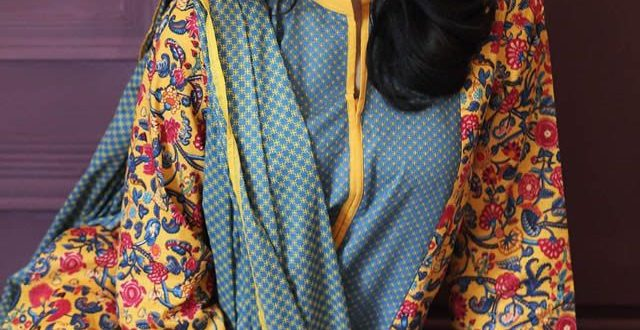 Khaadi Unstitched Winter 2015 Collection (3)