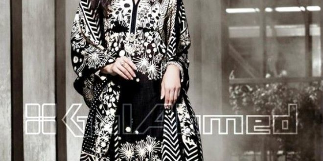 Latest-Gul-Ahmed-Winter-Dresses-Collection-2014-–-15-For-Women-1
