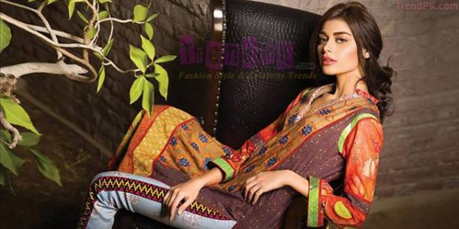 Asim Jofa Winter Collection 2014 -2015