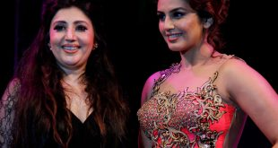 Archana Kochhar With Huma Qureshi