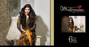 Mahiymaan Signature Lawn Eid Collection