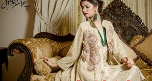 Nida Ali Formal Dresses Collection