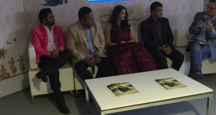 Producer Sachin Joshi Director Sanjay Gupta And Actress Aishwarya Rai Bachchan.