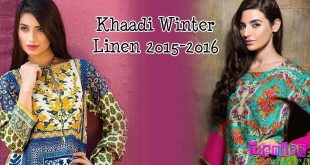 KhaadiWinter LinenCollection