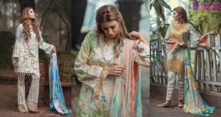 RUNGREZ LAWN COLLECTION FOR SPRING SUMMER