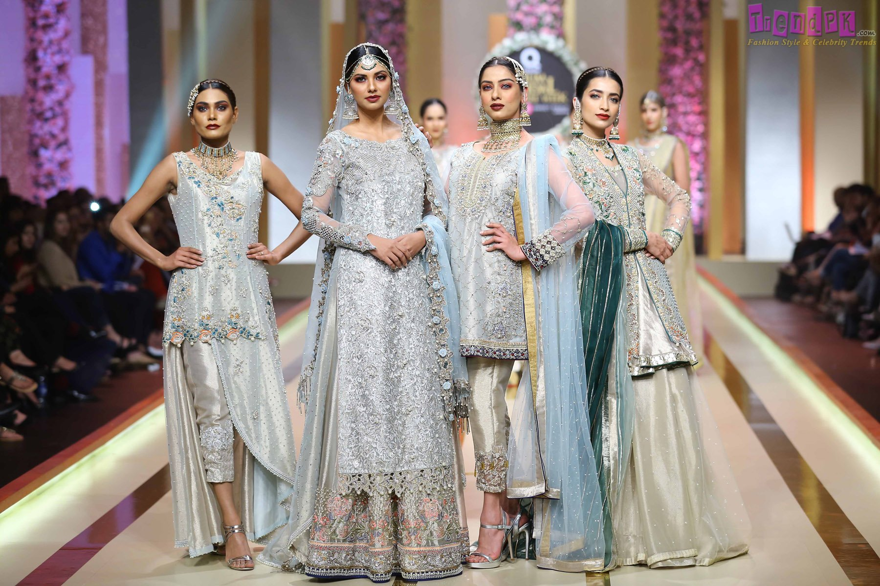 Qmobile Hum Bridal Couture Week 2017 Day Three