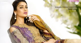 Asim Jofa Digital Lawn Collection
