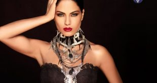 Veena Malik has named it after her own, VM productions