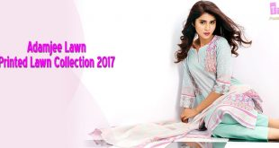Adamjee Lawn Printed Lawn Collection 2017
