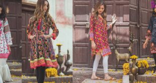 Colors of Eid 1 Piece By Bonanza Satrangi