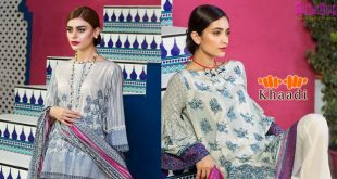 Khaadi Spring Summer 2017 Volume 3
