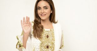 Pakistani TV host Nadia Khan's teenage daughter was allegedly manhandled by a Hollywood actor.